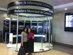 Sister Pereira e Sister Veira