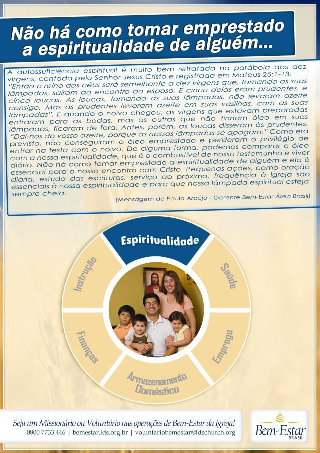 Ciclo da Autossuficiencia - Mensagem Paulo Araujo