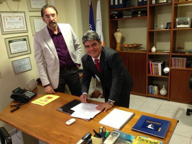 Cerimônia da Assinatura do Acordo de Cooperação Técnica entre CA Brasilia e SENAC DF_14